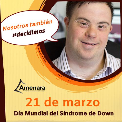 Día Mundial del Síndrome de Down 2020