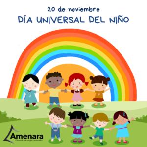 Día Universal del Niño 2020