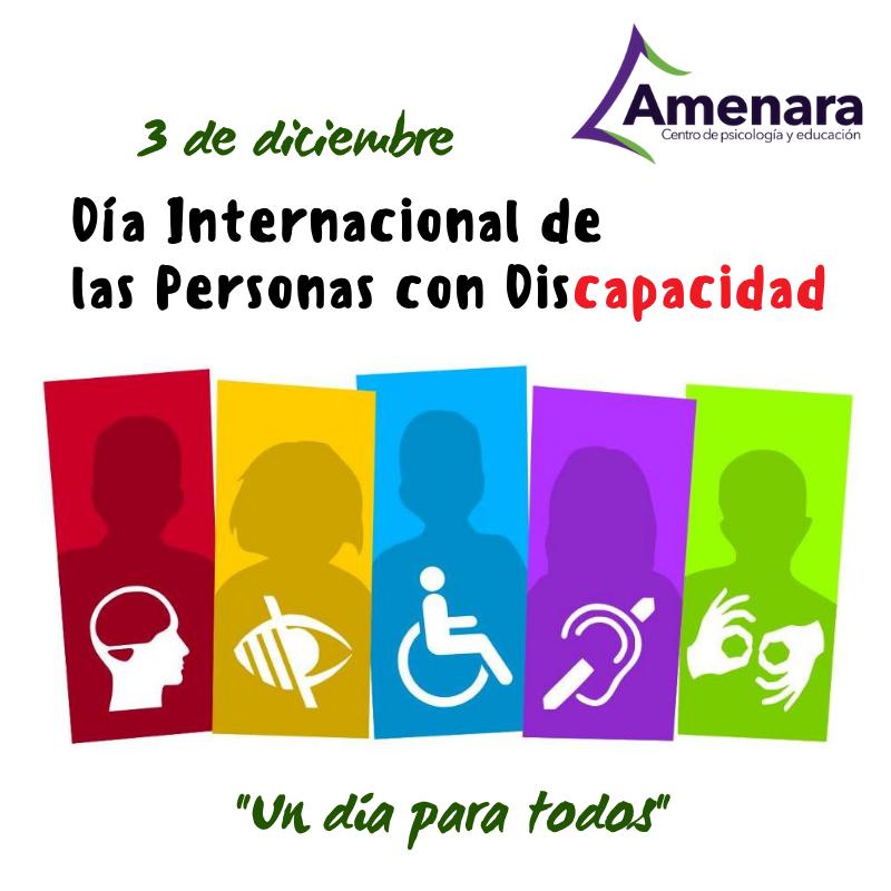 Día Internacional de las Personas con Discapacidad 2020
