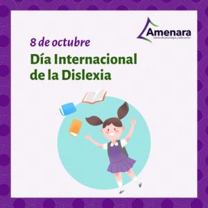 Amenara - Día Internacional de la Dislexia 2021